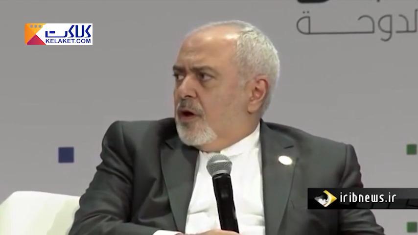 ظریف : حق خروج ایران از برجام محفوظ است!