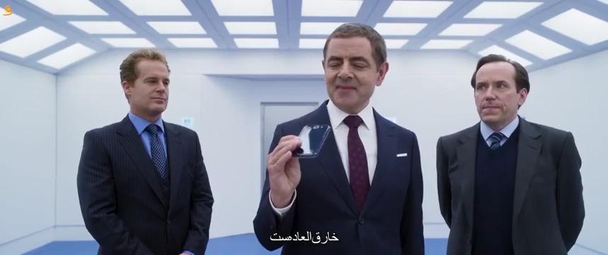 تماشای آنلاین فیلم Johnny English Strikes Again 2018 با زیرنویس فارسی