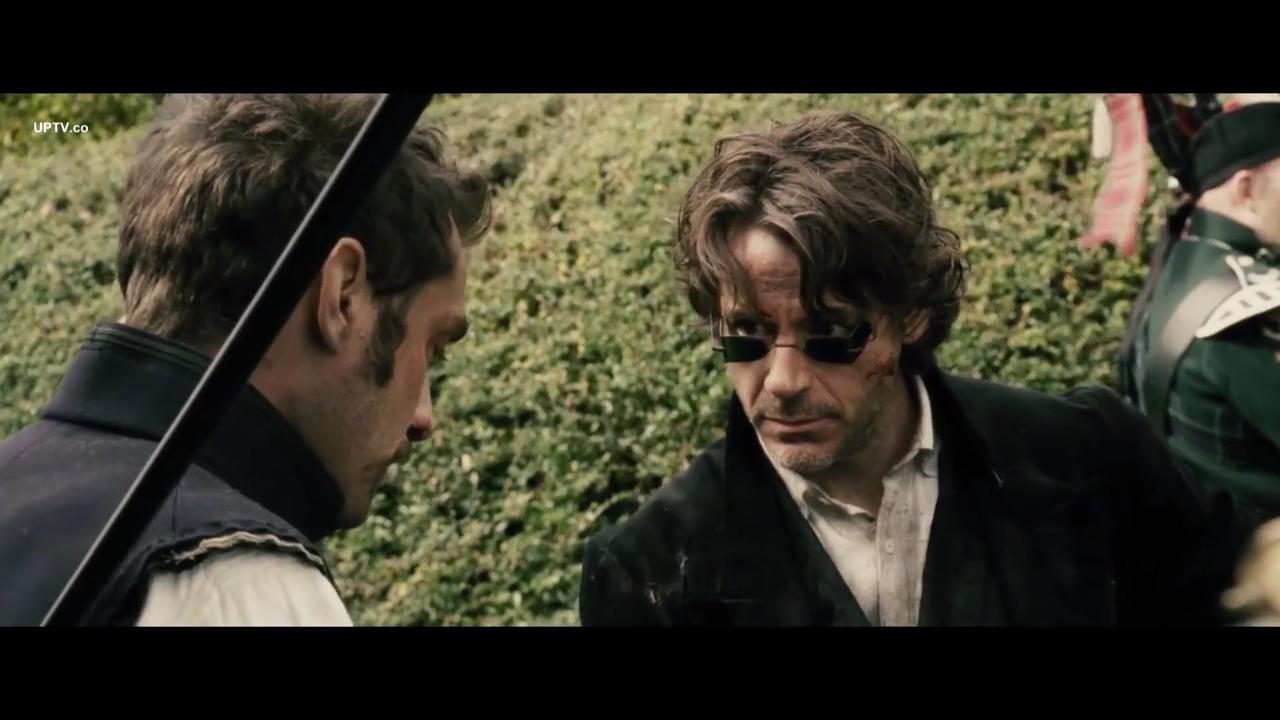 تماشای آنلاین فیلم شرلوک هولمز بازی سایه ها با دوبله فارسی