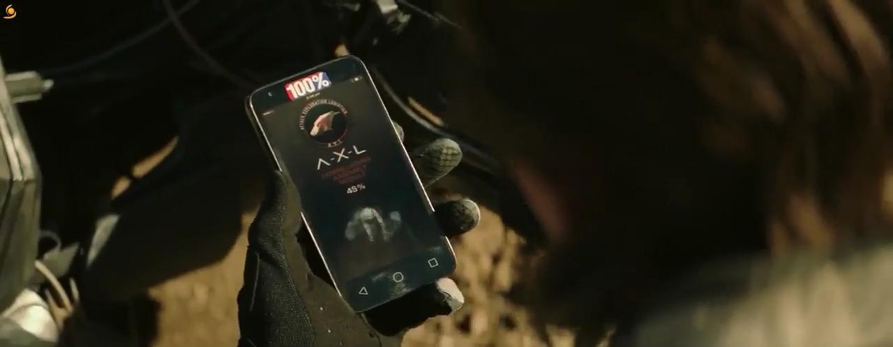 تماشای آنلاین فیلم A.X.L. 2018 با زیرنویس فارسی