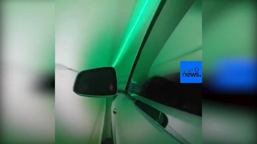 رونمایی تسلا از تونل زیرزمینی برای حمل و نقل فوق سریع خودروها