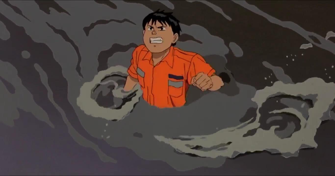 تماشای آنلاین انیمیشن akira 1988 آکیرا با دوبله فارسی