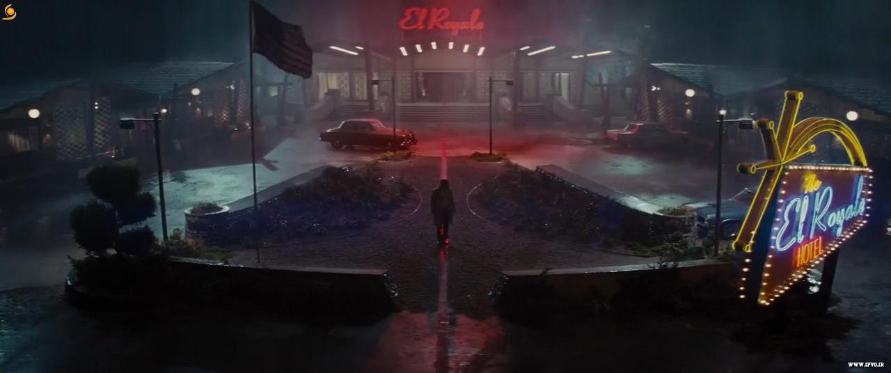 تماشای آنلاین فیلم Bad Times at the El Royale 2018 با دوبله فارسی