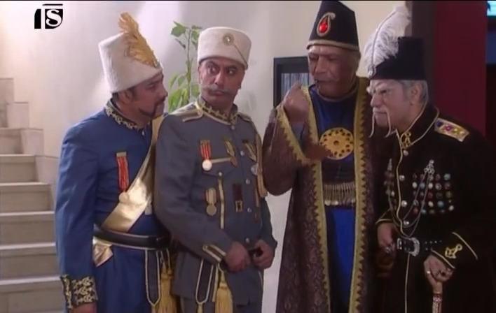 تماشای آنلاین سریال قهوه تلخ قسمت هفتاد و هفت