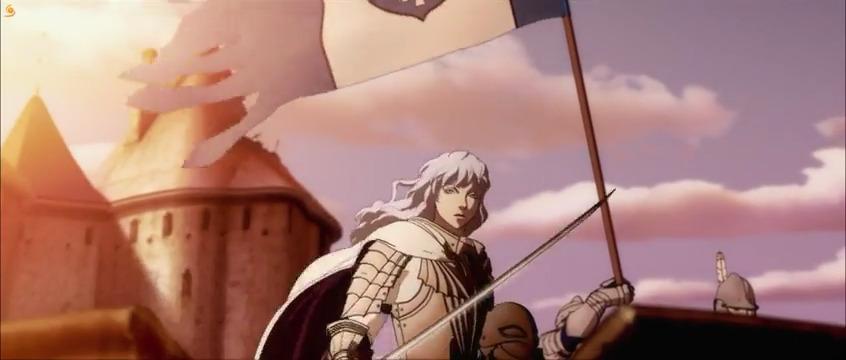 تماشای آنلاین انیمیشن برزرک: داستان دوران طلایی با دوبله فارسی