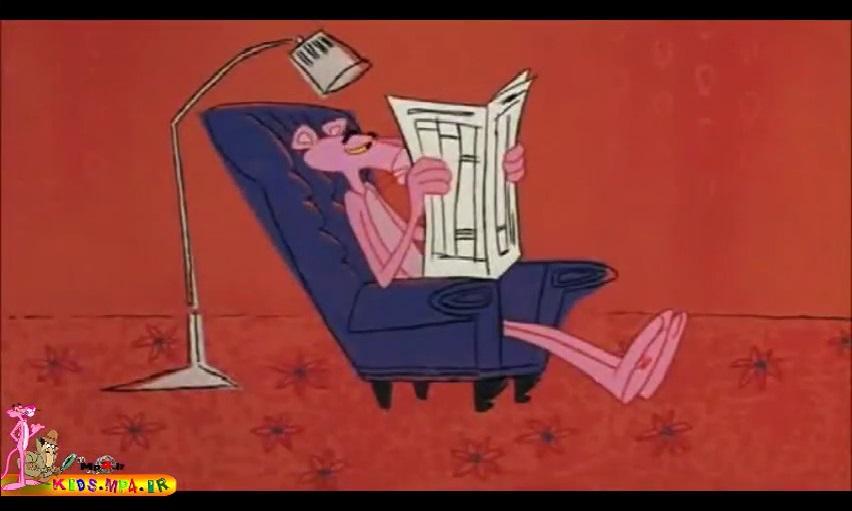 تماشای آنلاین انیمیشن پلنگ صورتی یک اشتباه