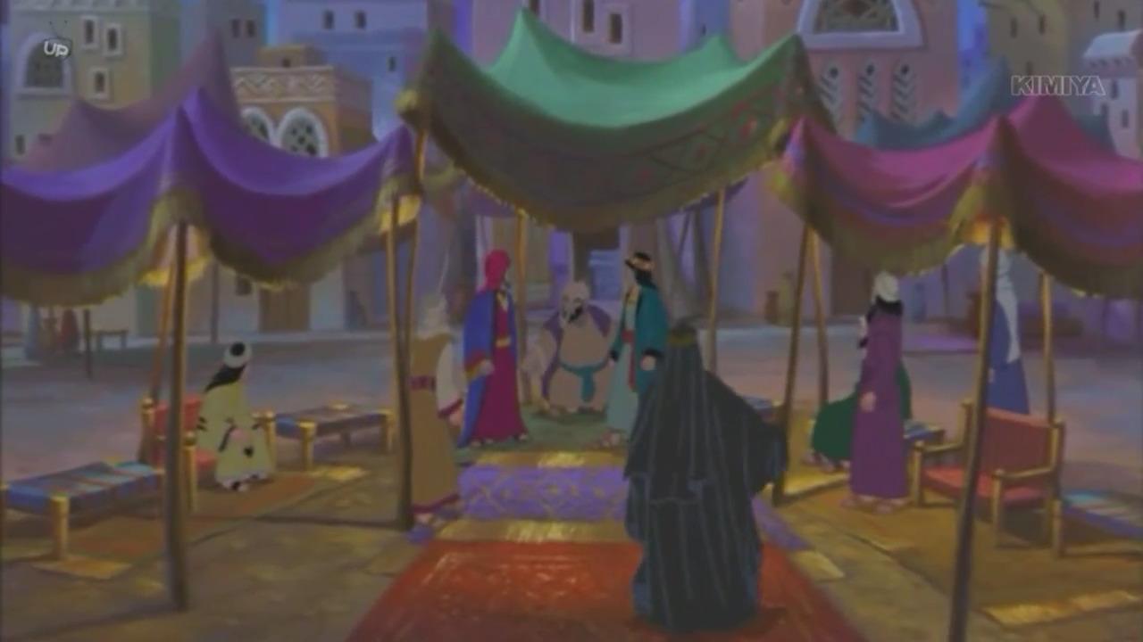 تماشای آنلاین انیمیشن محمد آخرین پیامبر با دوبله فارسی