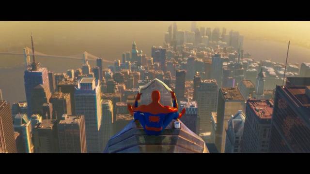 تماشای آنلاین انیمیشن مرد عنکبوتی: به درون دنیای عنکبوتی ۲۰۱۸ با دوبله فارسی