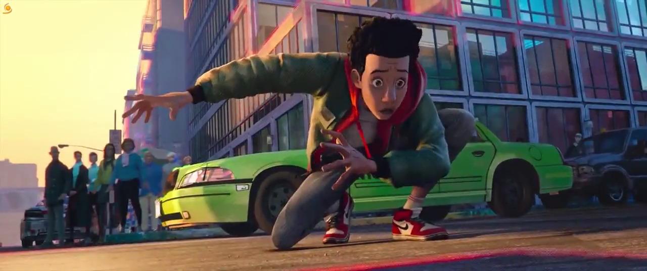 تماشای آنلاین انیمیشن Spider-Man Into The Spider Verse 2018 با دوبله فارسی
