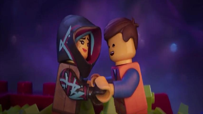تماشای آنلاین انیمیشن فیلم لگو 2 با دوبله فارسی