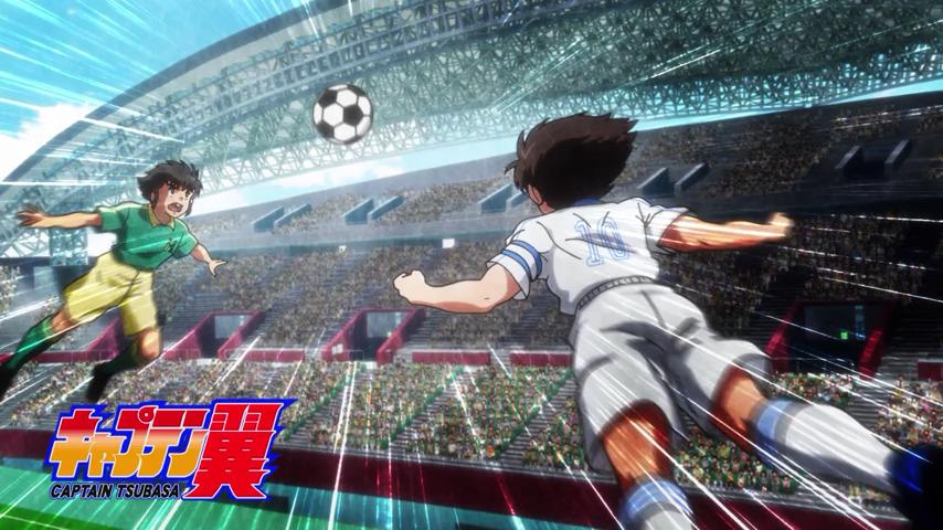 تماشای آنلاین قسمت سی و هشتم انیمیشن فوتبالیست ها دوبله فارسی