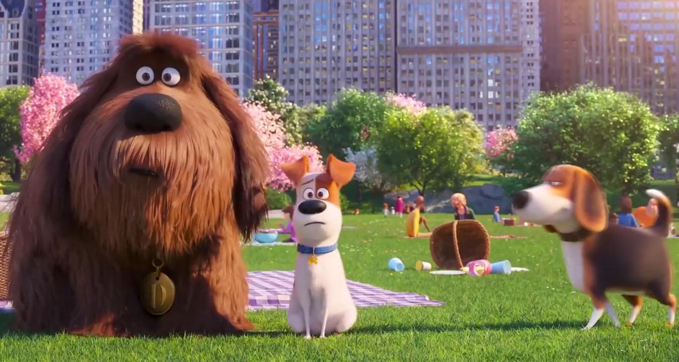 تماشای آنلاین انیمیشن The Secret Life of Pets 2 2019 با زیرنویس فارسی